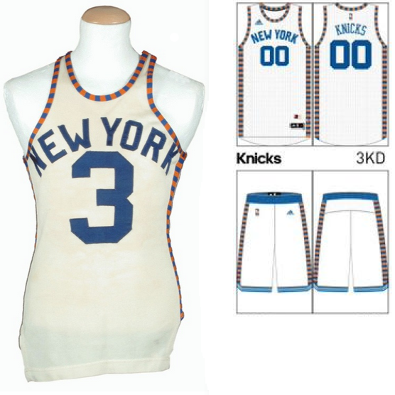 finest selection b37b8 f1905 The Knicks 1950's Throwback Uniforms? Fire – What's The Action